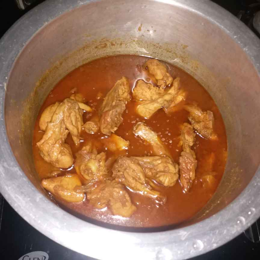 How to make Chicken khada masala
