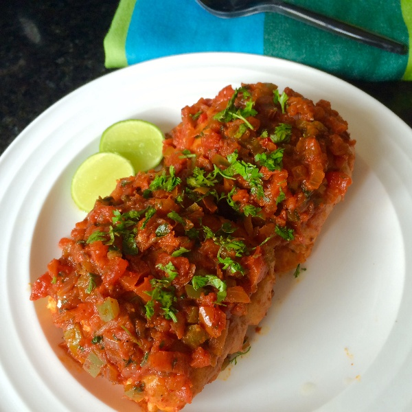 Photo of Masala pav by Dr. Ashwini Patil at BetterButter