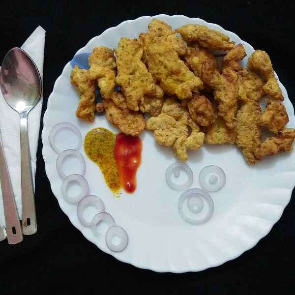 Photo of CRIPSY CHICKEN FRY by DrAmita Debnath Das at BetterButter