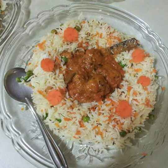 Photo of Vegetable Dum Biryani by DrKhushboo Bansal at BetterButter