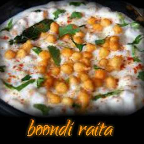 How to make Boondi raita
