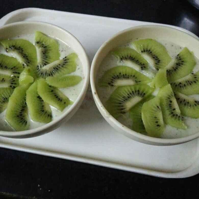 How to make Kiwi smoothie
