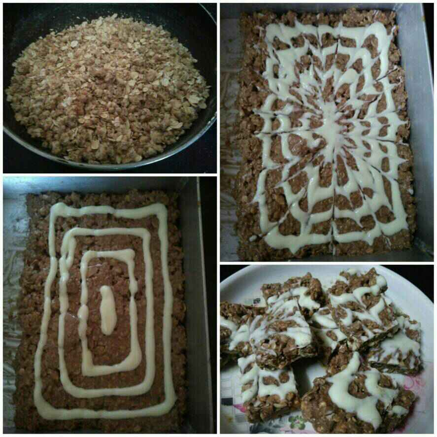 Photo of Chocolate chikki by DrKhushboo Bansal at BetterButter