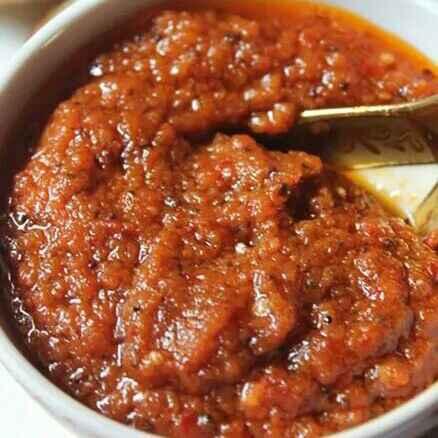 How to make Flax seeds tomato chutney