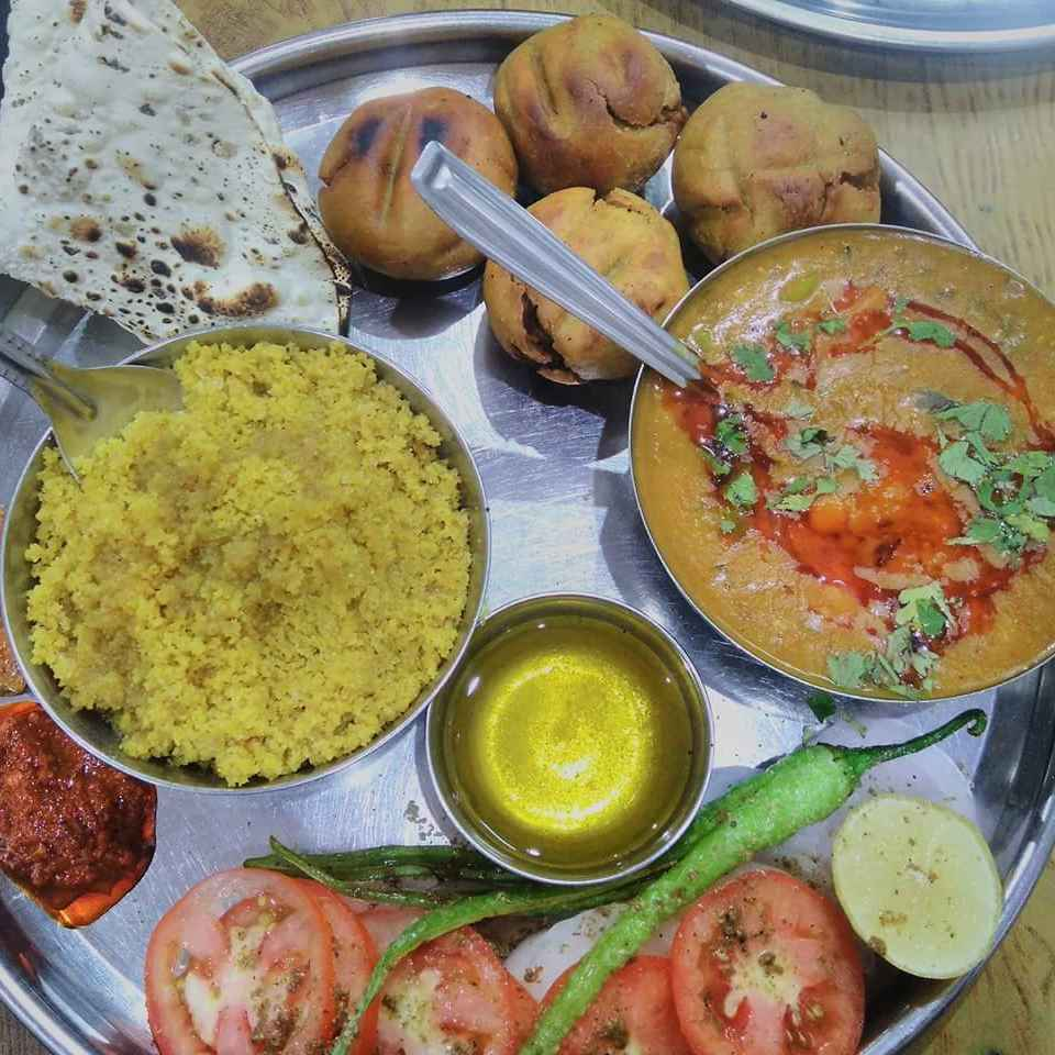 How to make Rajasthani special - Dal bati and churma