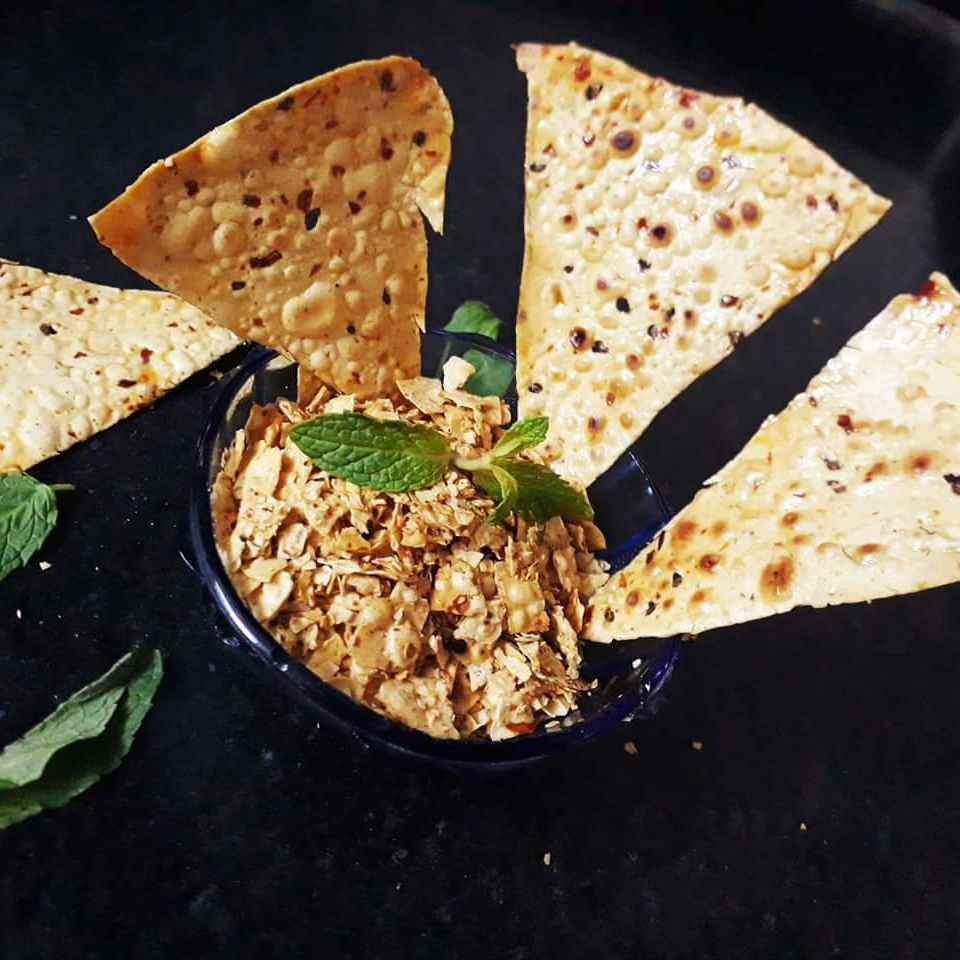 Photo of Chura papad by DrKhushboo Bansal at BetterButter