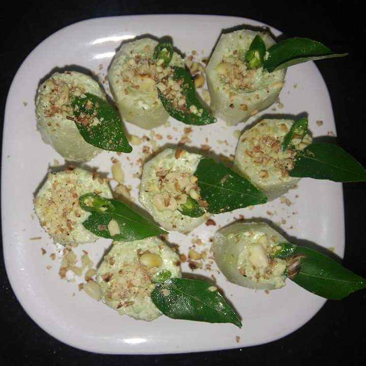 How to make Cucumber cups