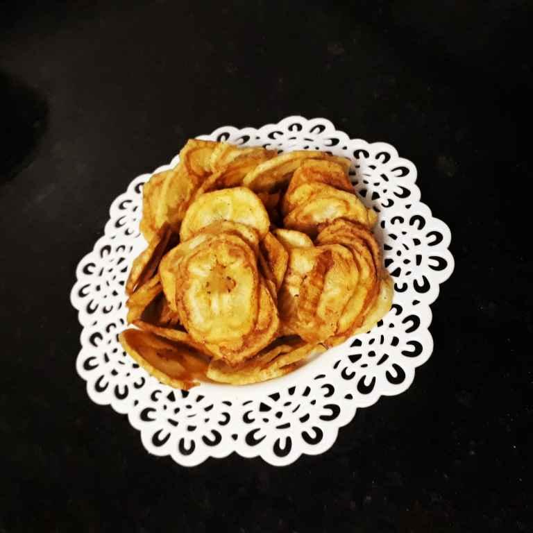 How to make Miri Banana chips