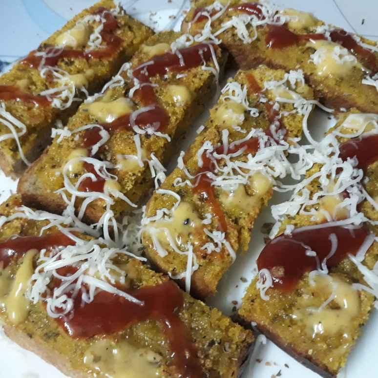 How to make Suji bread toast
