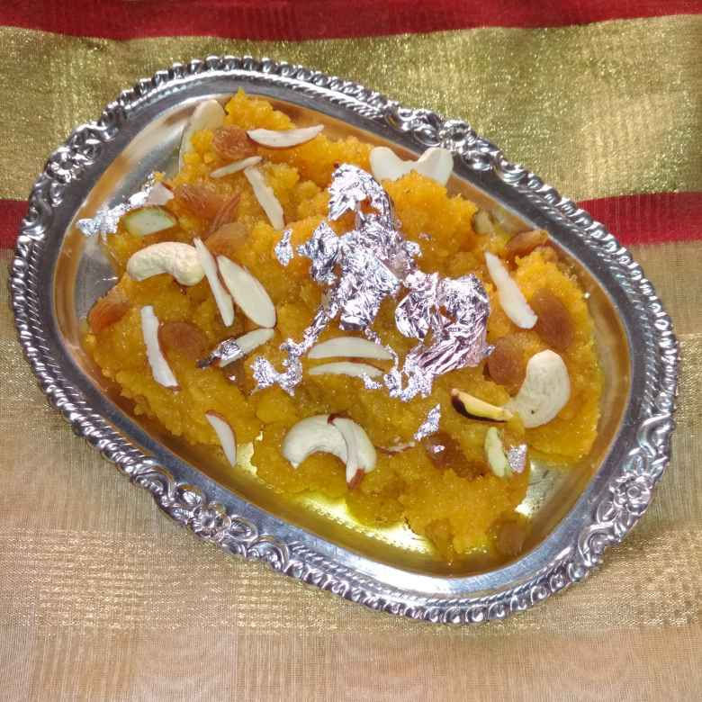 Photo of Moong dal halwa by DrNehal Shah at BetterButter