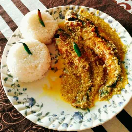 Photo of Doi Posto Pabda ( poppy seed yogurt catfish curry) by Dr-Nilanjana Bhattacharyya at BetterButter