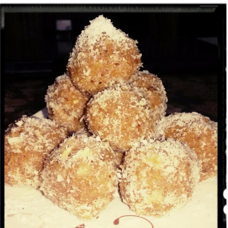 Photo of Makhana Coconut Balls by Durgesh Srivastava at BetterButter