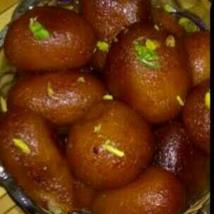 Photo of Gulab Jamun by Durgesh Srivastava at BetterButter