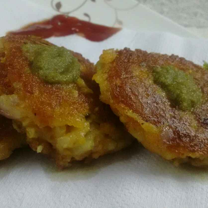 Photo of Daliya cutlet by Durgesh Srivastava at BetterButter
