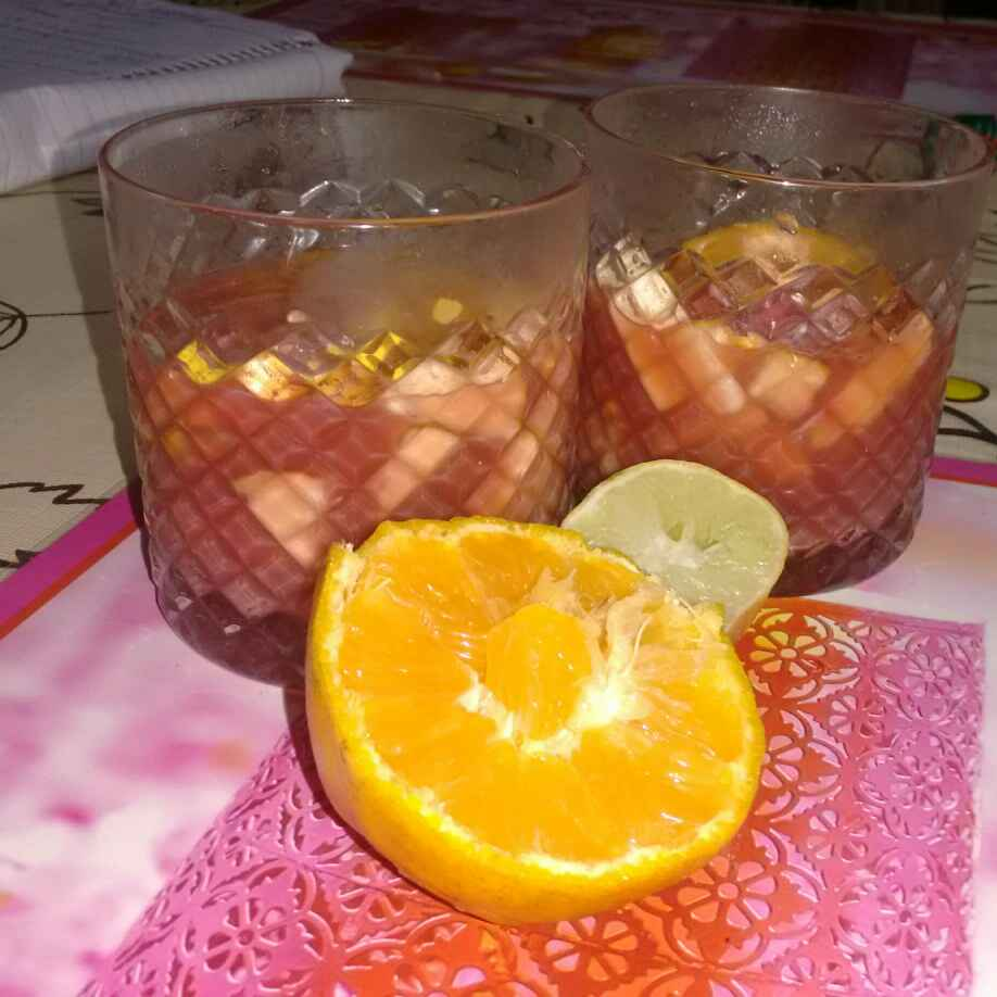 How to make Non Alcoholic Sangria