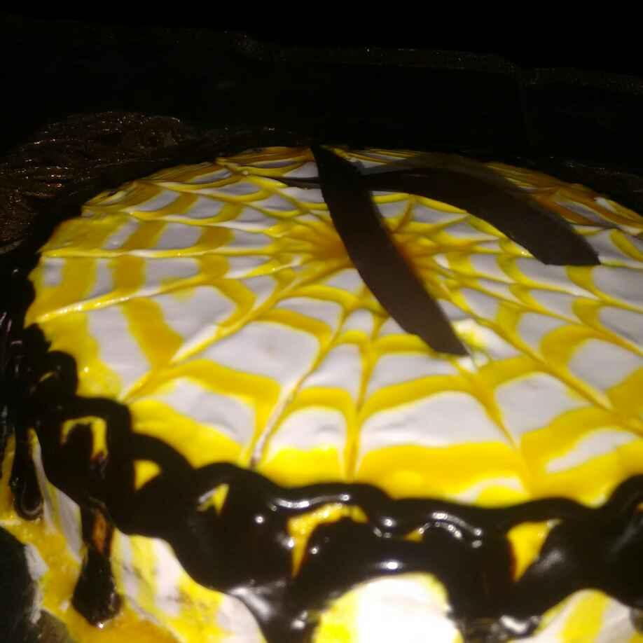 Photo of Mango cake by Durgesh Srivastava at BetterButter