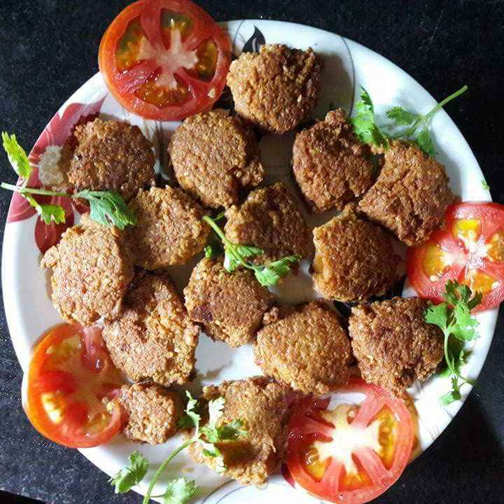 Photo of Chops on Sesme seeds by Dustu Biswas at BetterButter