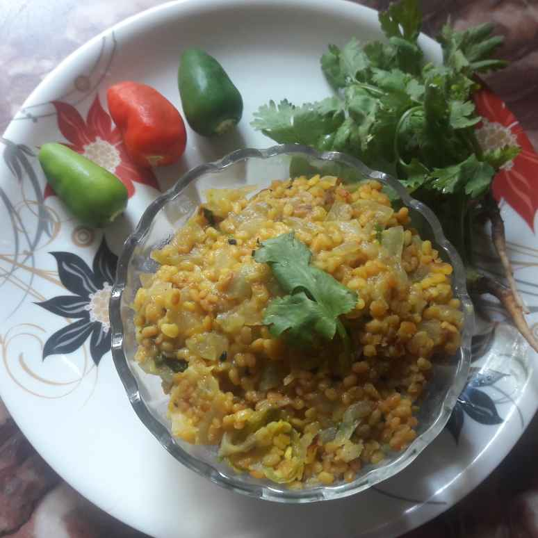 Photo of Vaja muger dal diye lau ghonto by Dustu Biswas at BetterButter