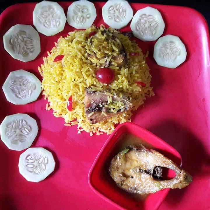 How to make Borisal special ilish macher polau