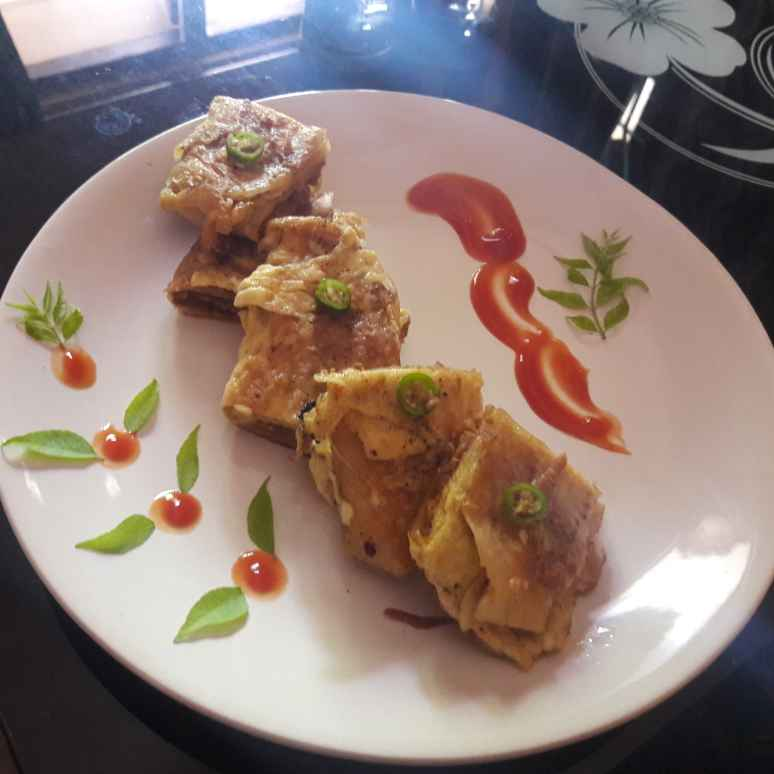Photo of Mumbai special Chicken Baida Roti by Dustu Biswas at BetterButter