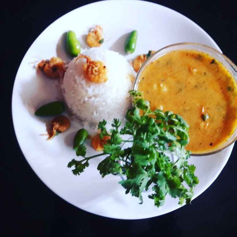 Photo of Taro root dal by Dustu Biswas at BetterButter