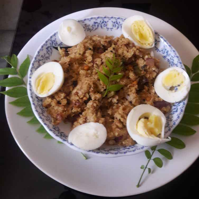 Photo of Oats upma by Dustu Biswas at BetterButter