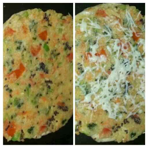 Photo of Roti pizza by Ekta Saboo at BetterButter