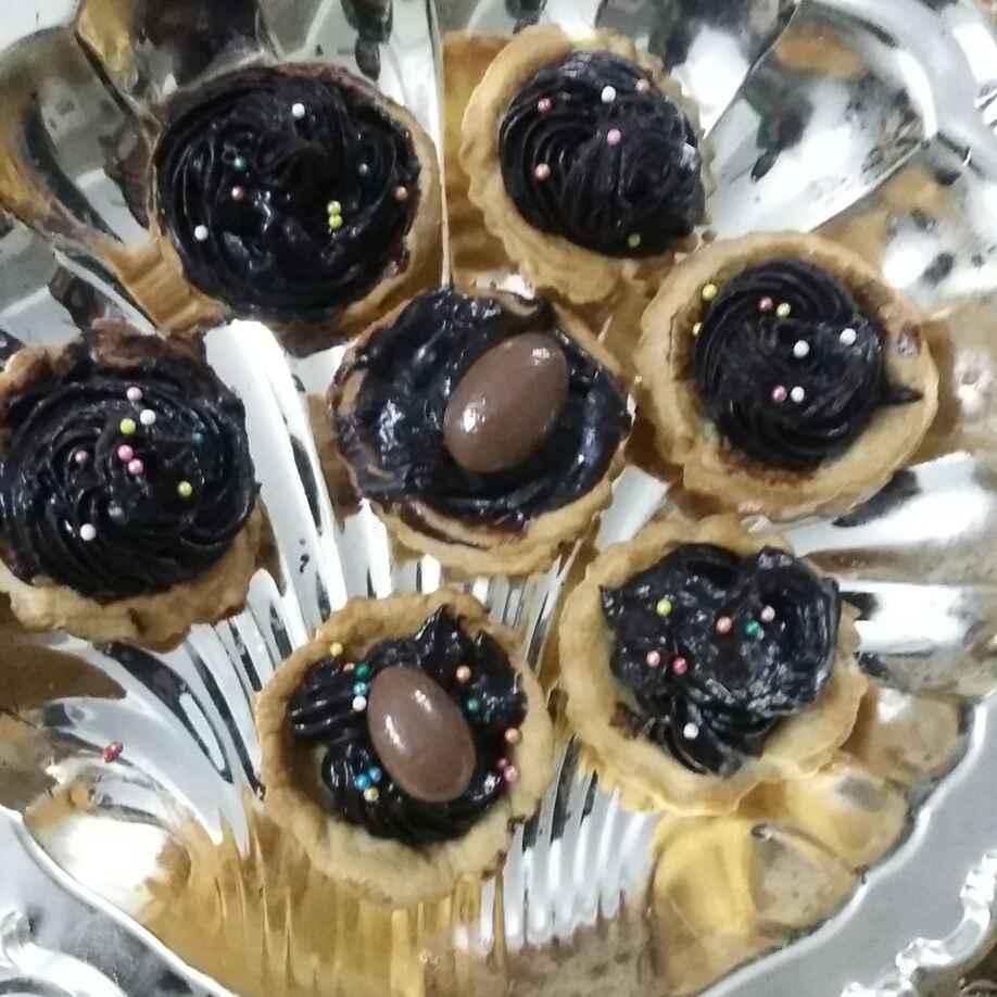 How to make Chocolate tart