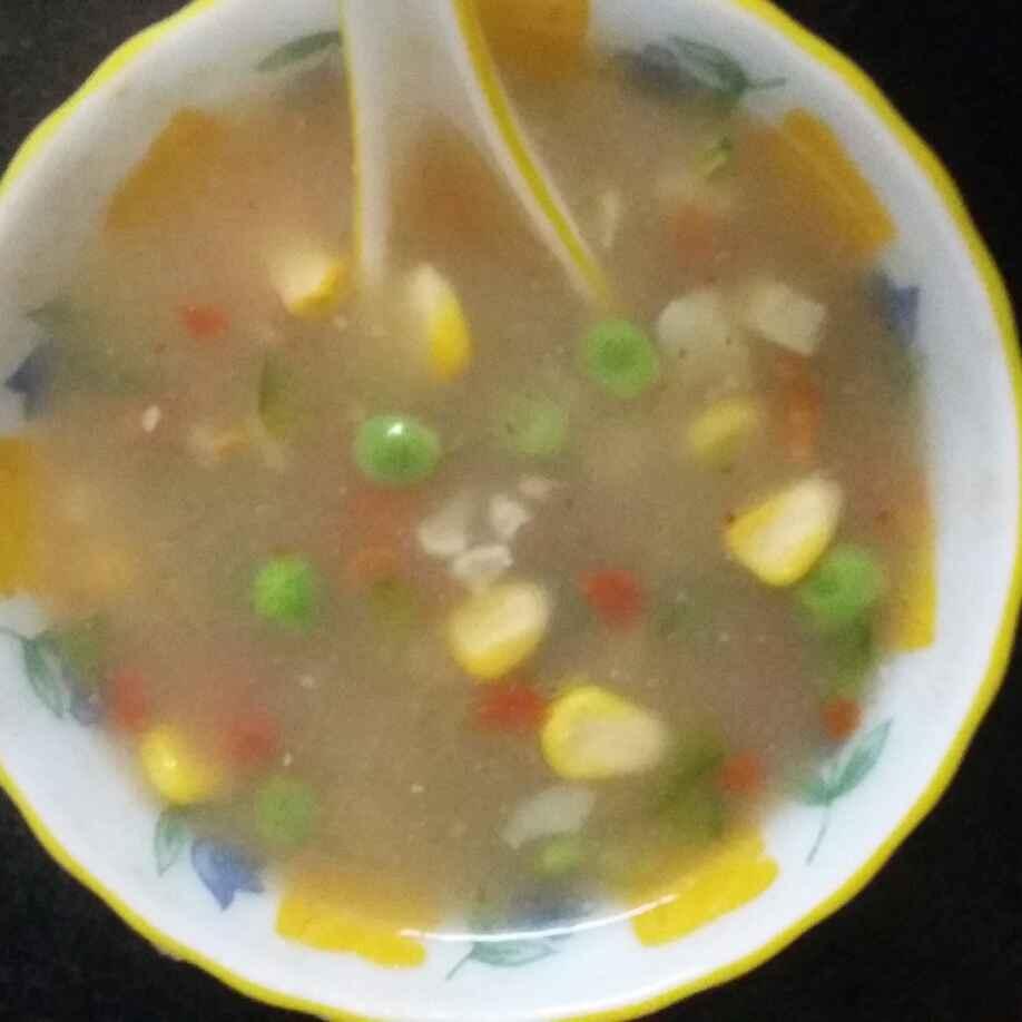 How to make Bottle gaurd soup (Lokki soup)