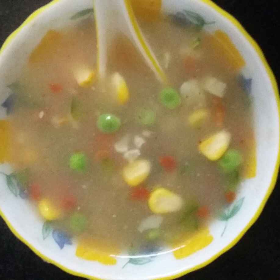 Photo of Bottle gaurd soup (Lokki soup) by Ekta Saboo at BetterButter