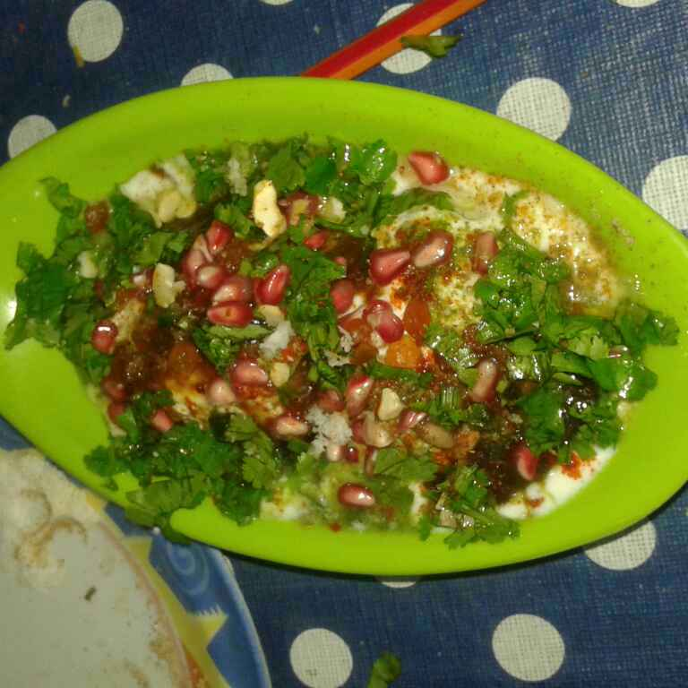 How to make Bread dahi bhalle chaat