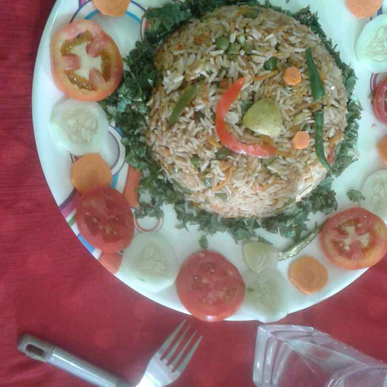 Photo of Leftover south style mixed fried rice by Ekta Sharma at BetterButter