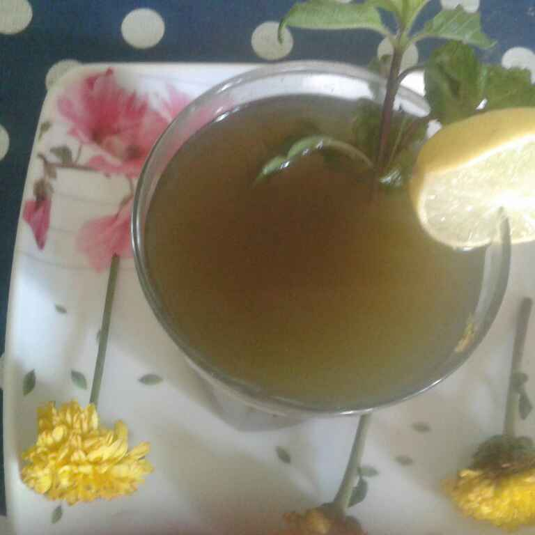 Photo of Green herbal drink by Ekta Sharma at BetterButter