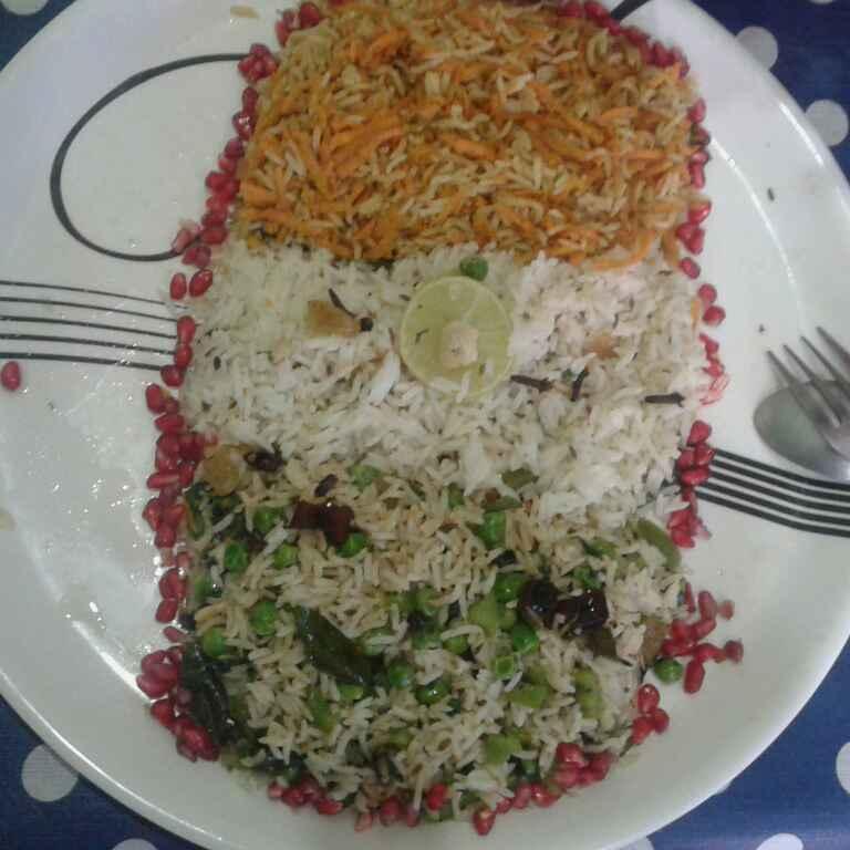 Photo of Leftover chaval se bana tirga pulav by Ekta Sharma at BetterButter