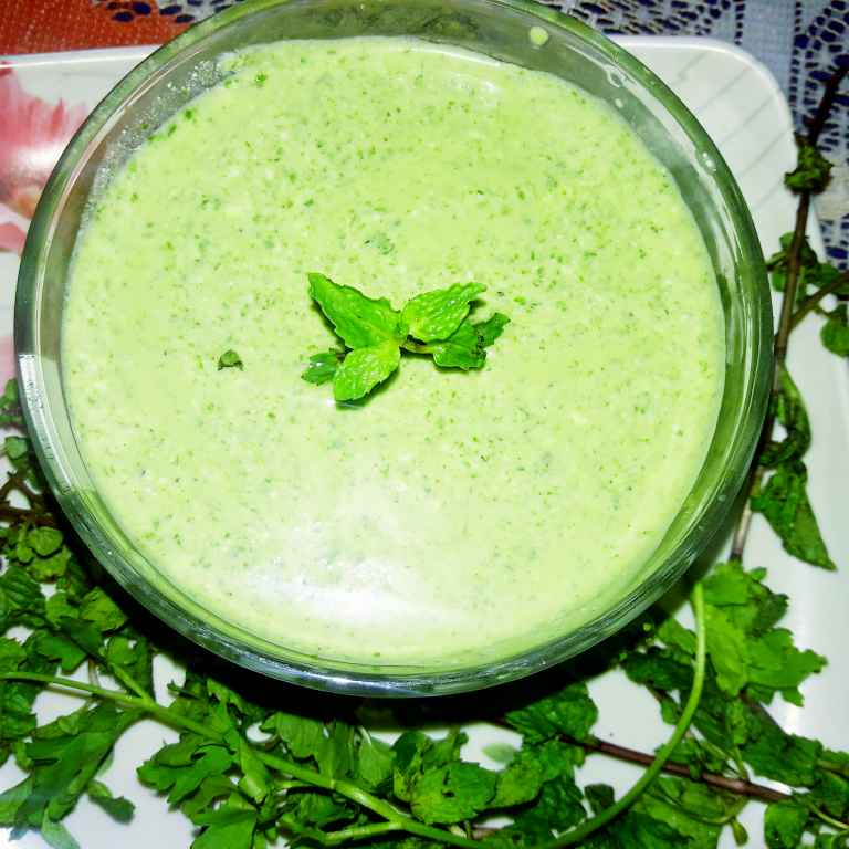How to make Green Dip