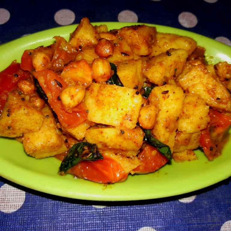 Photo of SPICY LEFTOVER IDLI SNACK by Ekta Sharma at BetterButter