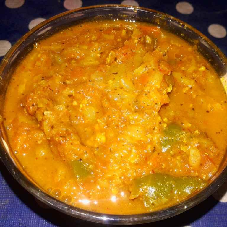 Photo of Masaledar miks vegetable subzi by Ekta Sharma at BetterButter