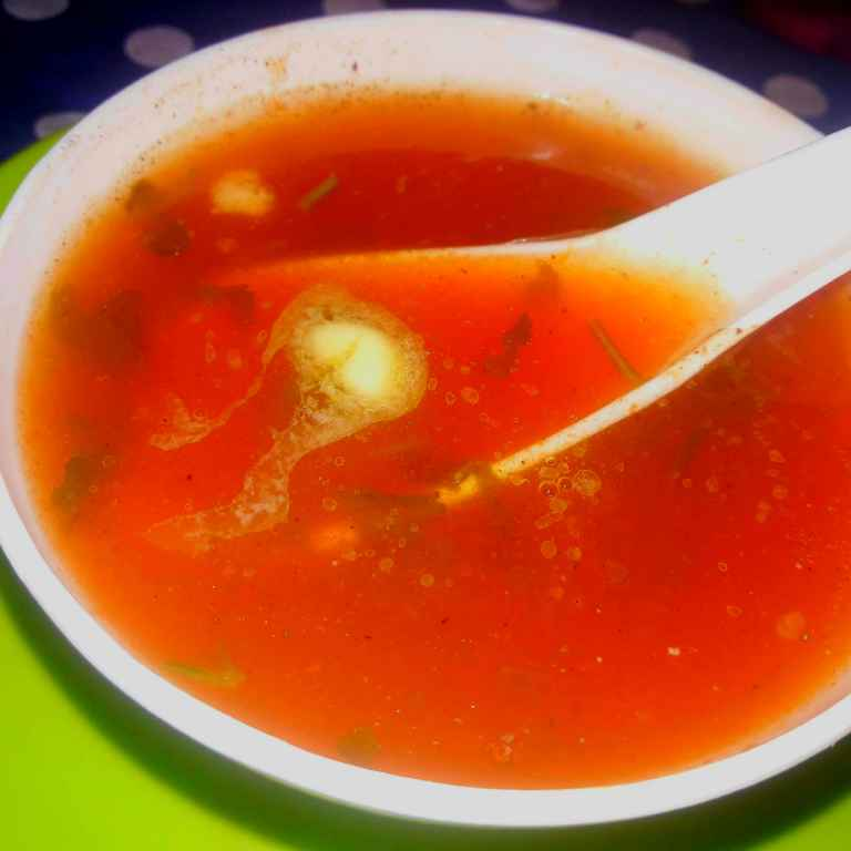 Photo of Homade tomato soup by Ekta Sharma at BetterButter