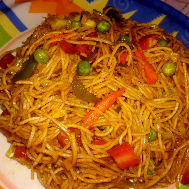 Photo of Mix veg.noodles  by Ekta Sharma at BetterButter