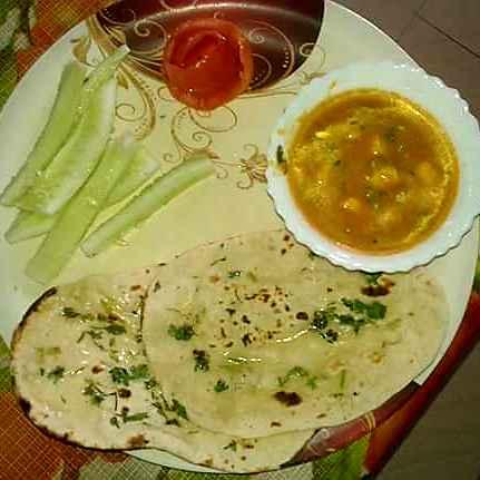 Photo of Eggless butter naan by Ekta Sharma at BetterButter