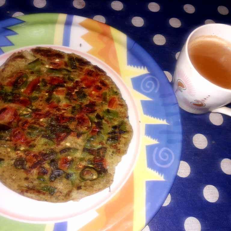 Photo of Healthy And Tasty Uttapa by Ekta Sharma at BetterButter
