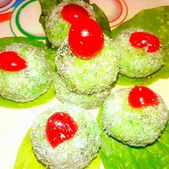 How to make Gulkand and dry fruits stuffed Pan ladoo