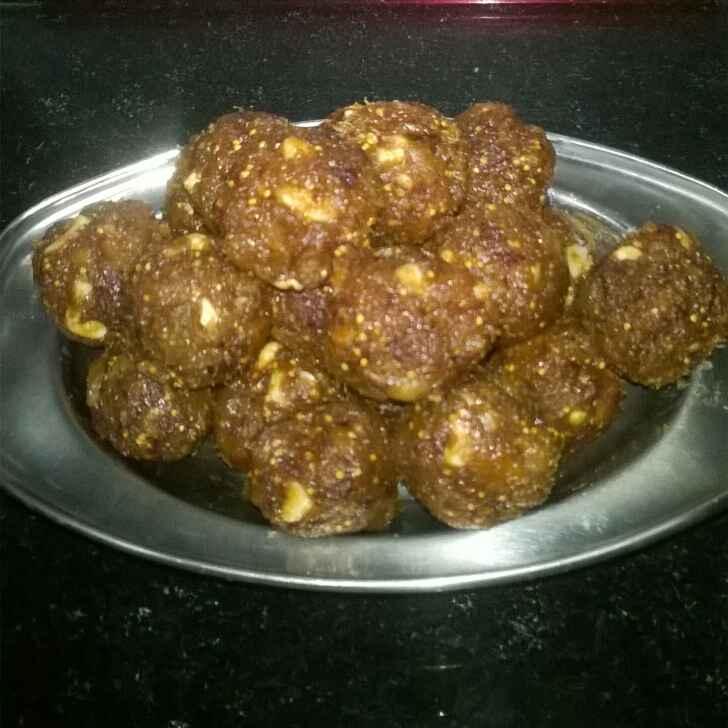 Photo of Khajur Anjeer Balls by Esther Samuel at BetterButter