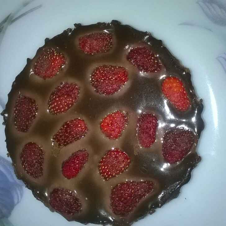 Photo of Choco tart by Esther Samuel at BetterButter