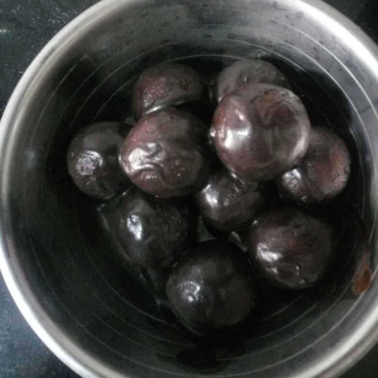 How to make Chocolate Gulab jamun
