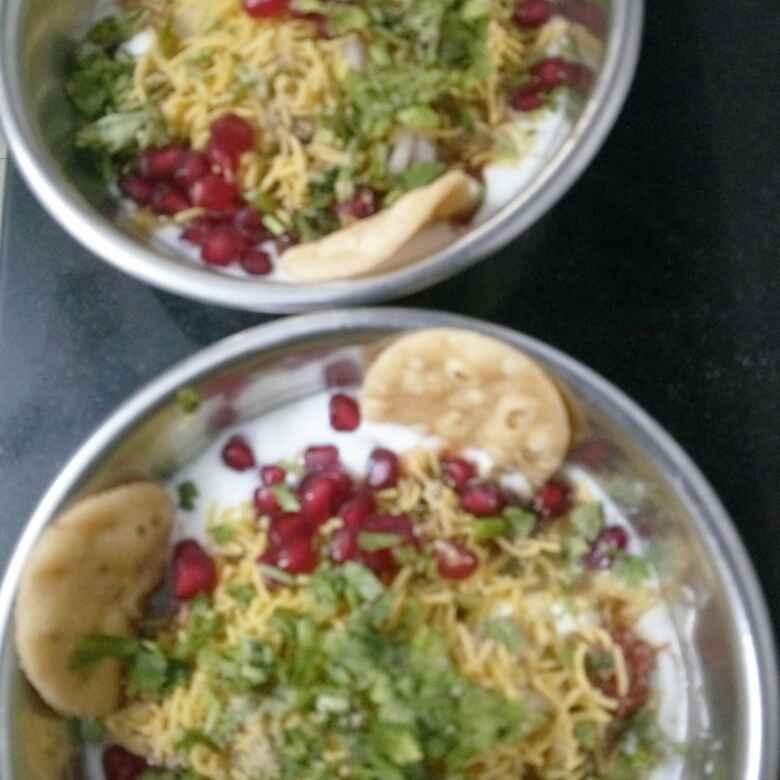 How to make Chaat ki katori