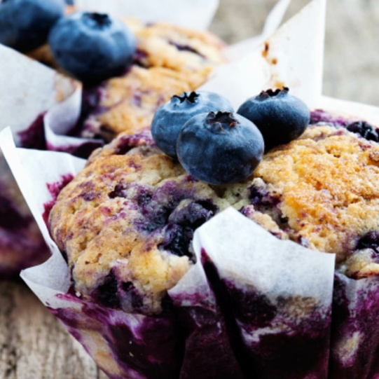 How to make Blueberry Muffins Recipe