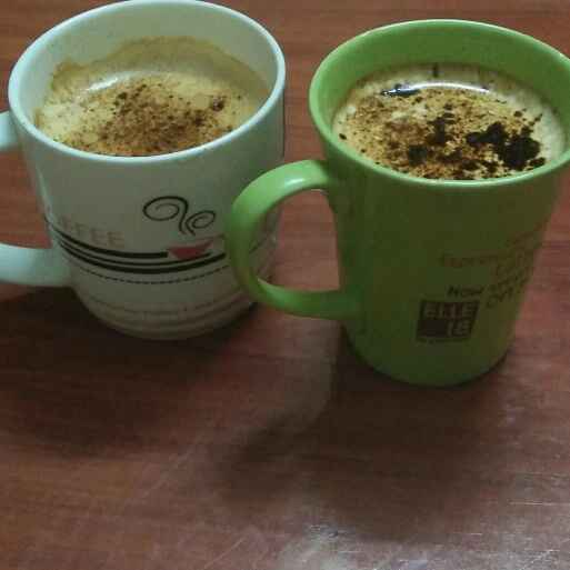 Photo of Cappuccino... by fairose banu at BetterButter