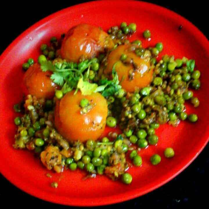 How to make Chatpatey Stuffed Tomatoes
