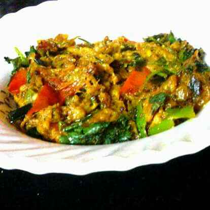 Photo of Baigan bharta by Faiza Mirza at BetterButter